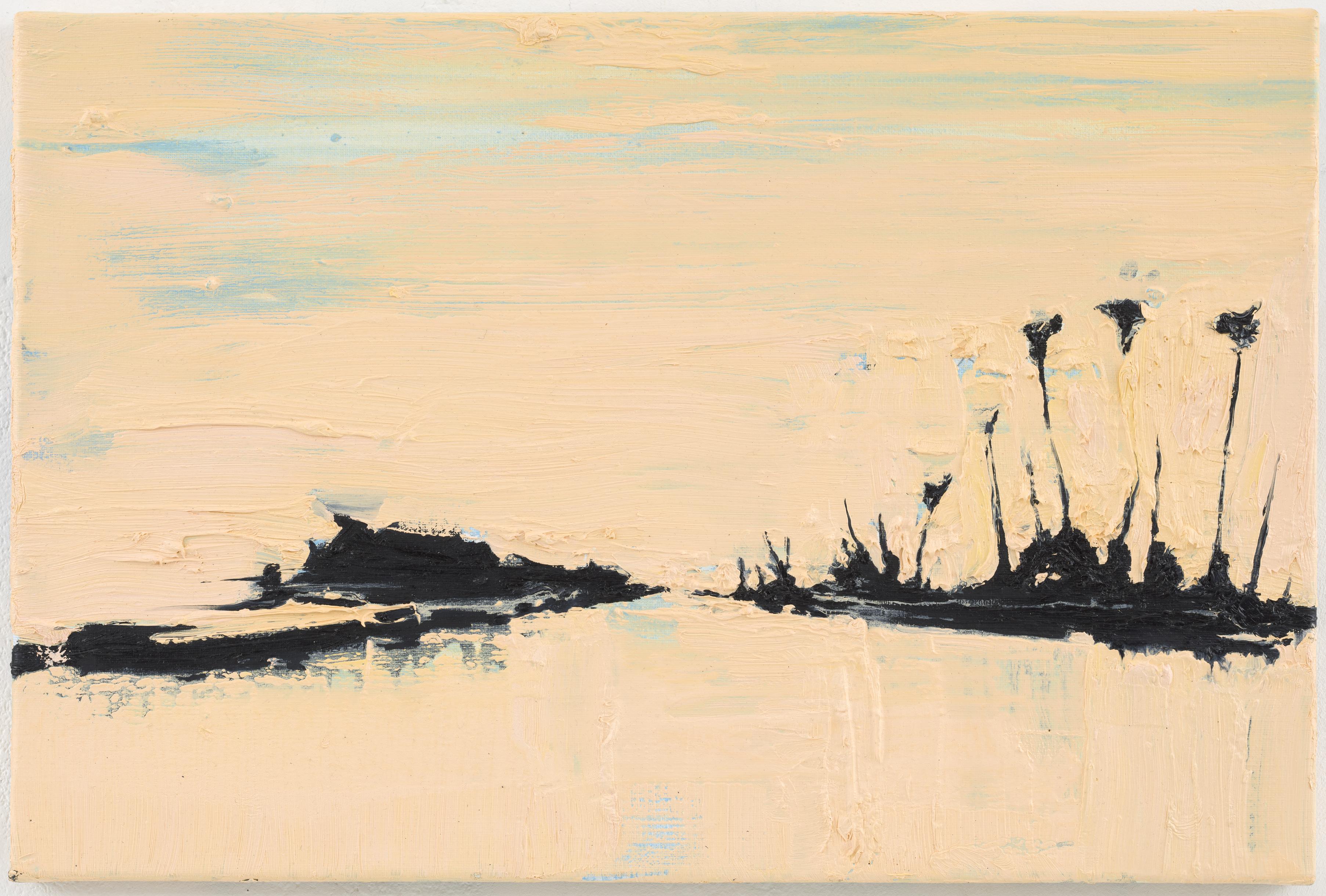 """""""La Douce France"""" 40 x 60 cm. oil on linen 2011"""