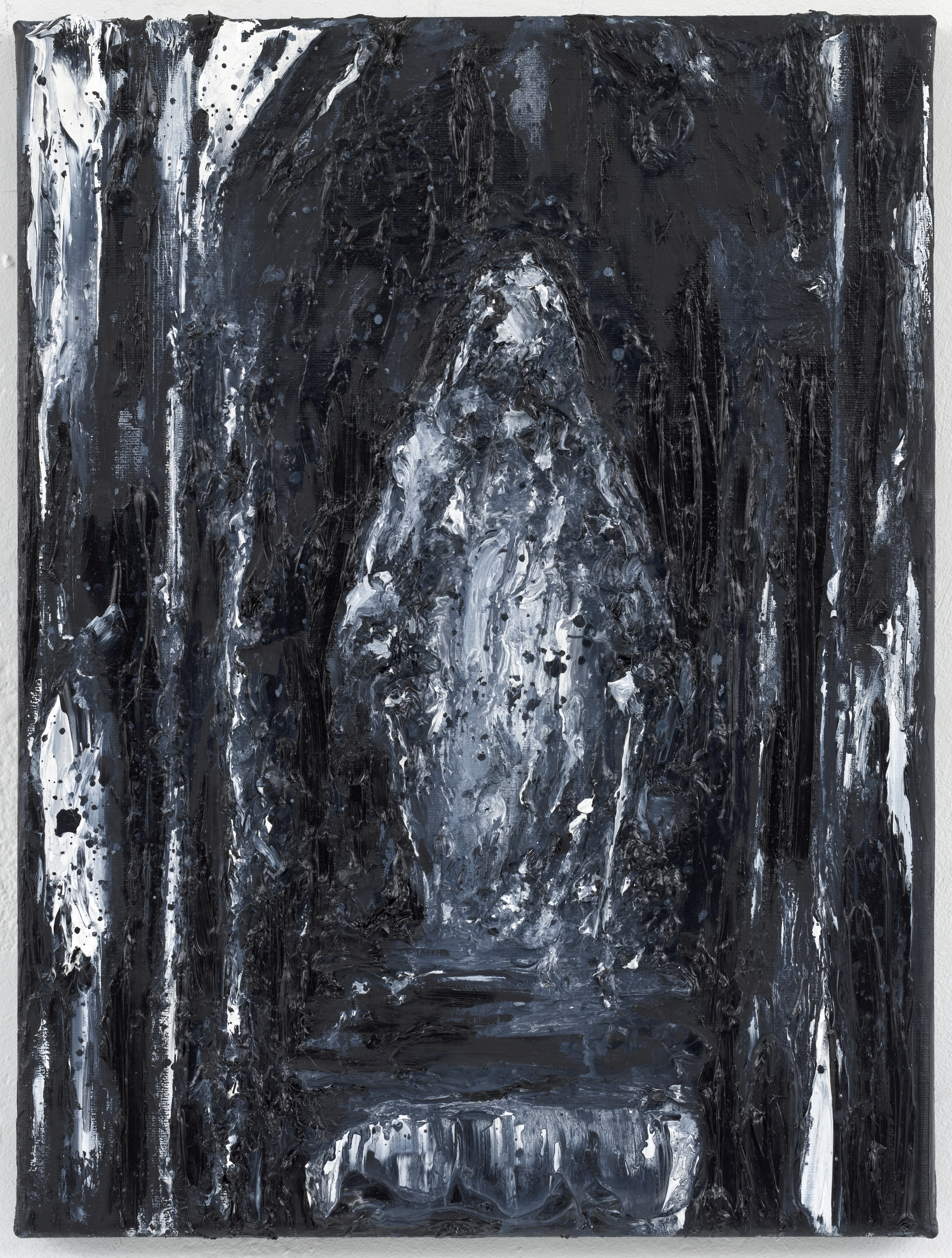 """Santa Maria"" 40 x 30 cm. oil on linen"