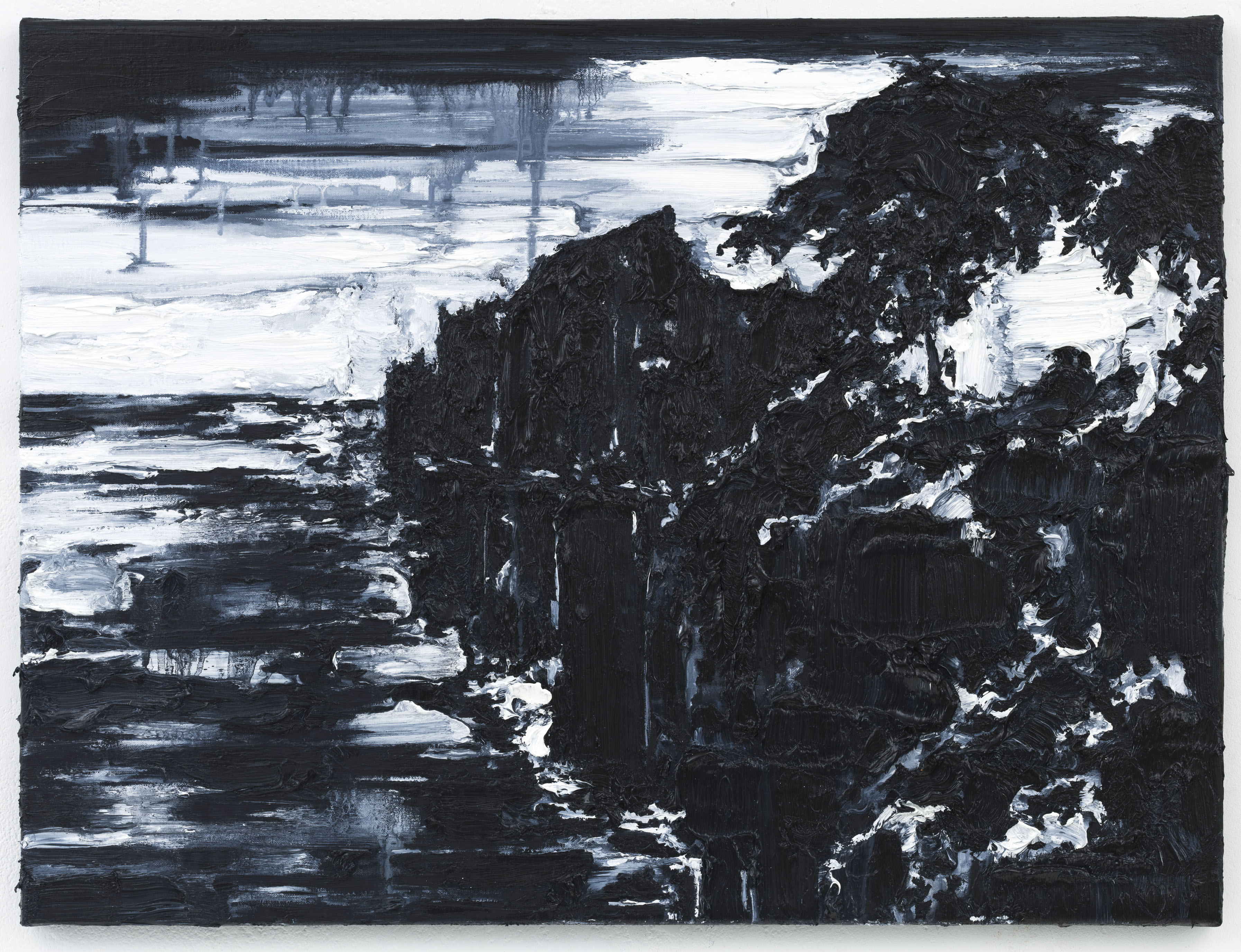 """Cascais"" 60 x 80 cm. oil on linen 2012"