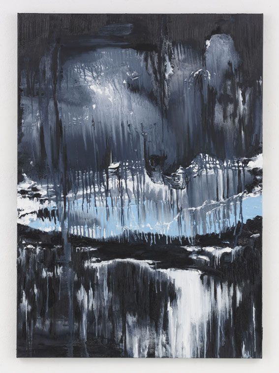 """""""Tempestade"""" 140 x 100 cm. oil on linen 2014"""
