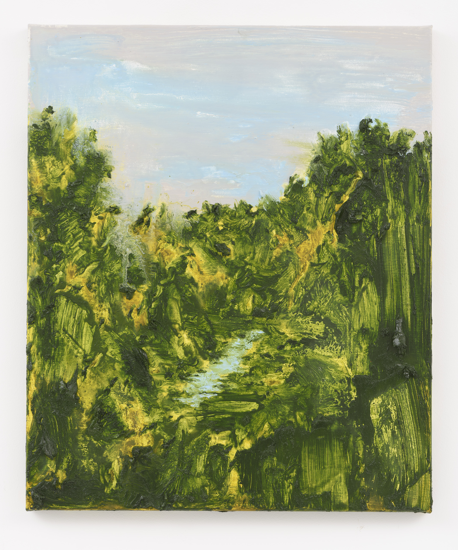 """'No Vale"""" 60 x 50 cm. oil on linen 2015"""
