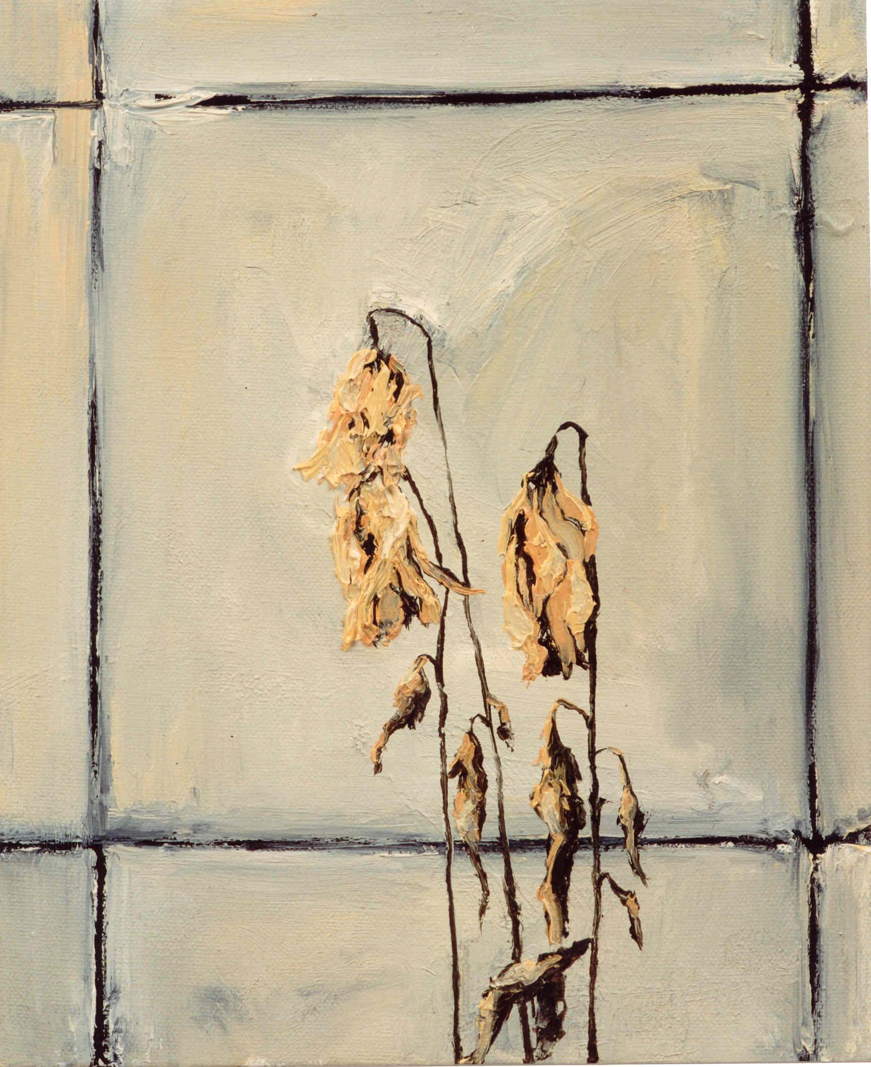 """""""Z.t."""" 30 x 24 cm. oil on linen 2002"""
