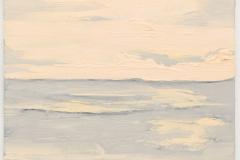 """""""Sonho de uma noite de verao"""" 40 x 50 cm.oil on linen 2011"""