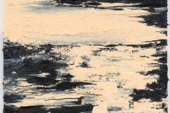 """Luz da Lua II"" 100 x 70 cm. oil on linen 2012"