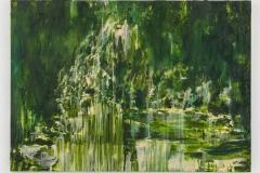"""Paraiso II"" 100 x 140 cm. oil on linen 2014"