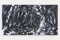 """""""Dammerung"""" 60 x 110 cm. oil on linen 2015"""