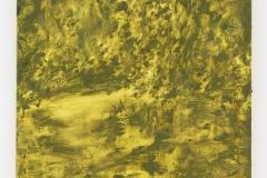 """""""Paisagem Dourada II"""" 60 x 50 cm. oil on linen 2015"""