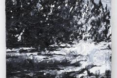 """""""Paris Notes XXIII"""" 40 x 30 cm. oil on linen 2015"""