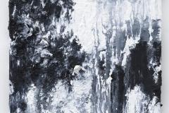 """Luz da Lua Cheia"" 40 x 30 cm. oil on linen 2015"