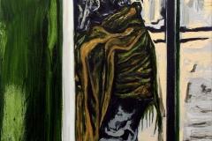 """Anonymous"" 120 x 80 cm. oil on linen 2005"