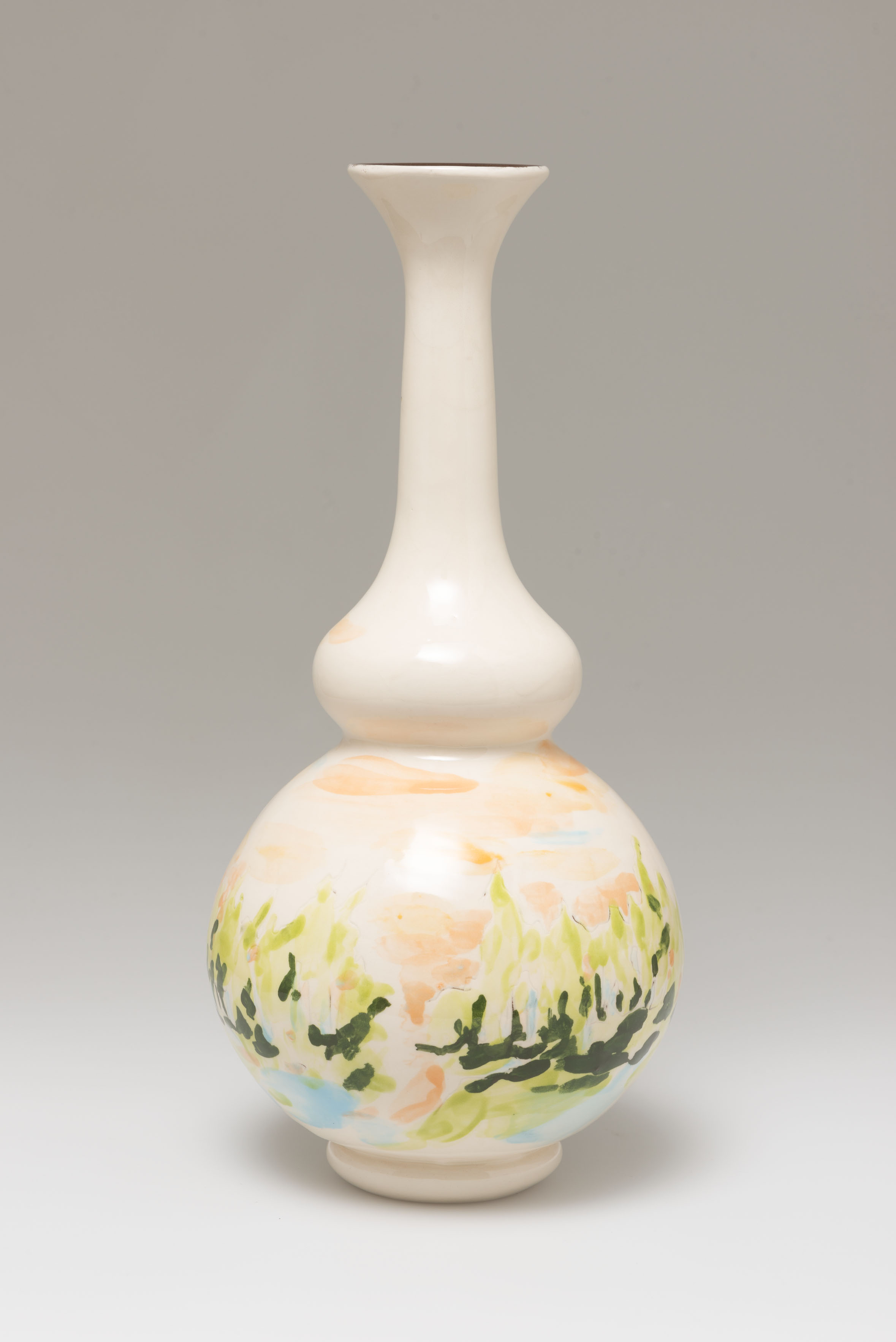Flower Vase, ceramic, NL 2012