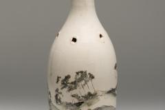 Ceramic Flower Vase Portugal 2012