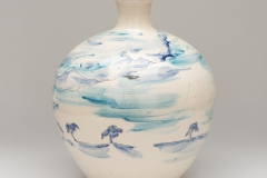 Ceramic Flower vase Portugal 2014