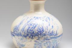 Ceramic Flower Vase Portugal 2015 hight : 30 cm.