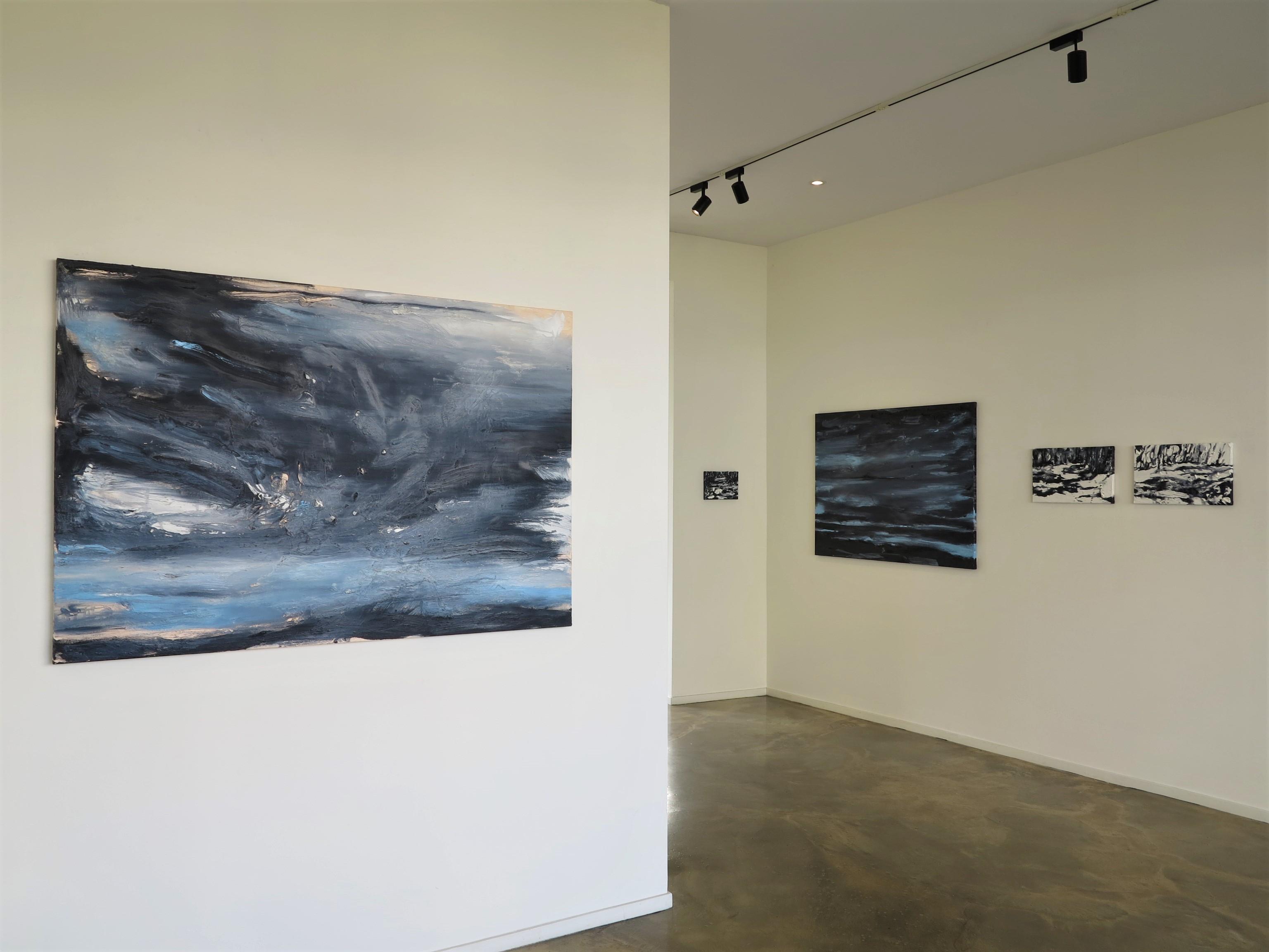 """Dämmerung"", solo exhibition, Livingstone Gallery, The Hague (2019)"