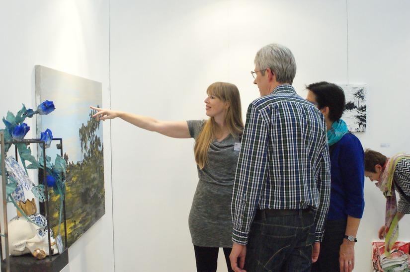 Art The Hague, Jan van Hoof Galerie, 's-Hertogenbosch (2014)