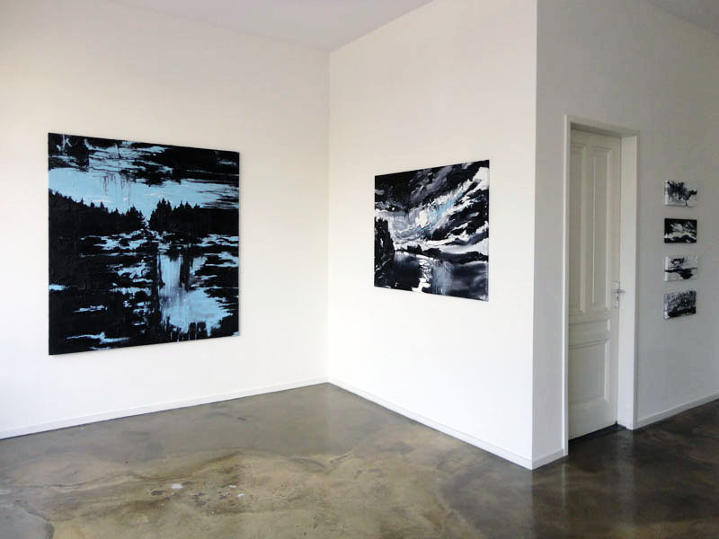 """""""Painting Now"""", Livingstone Gallery, The Hague (2017)"""
