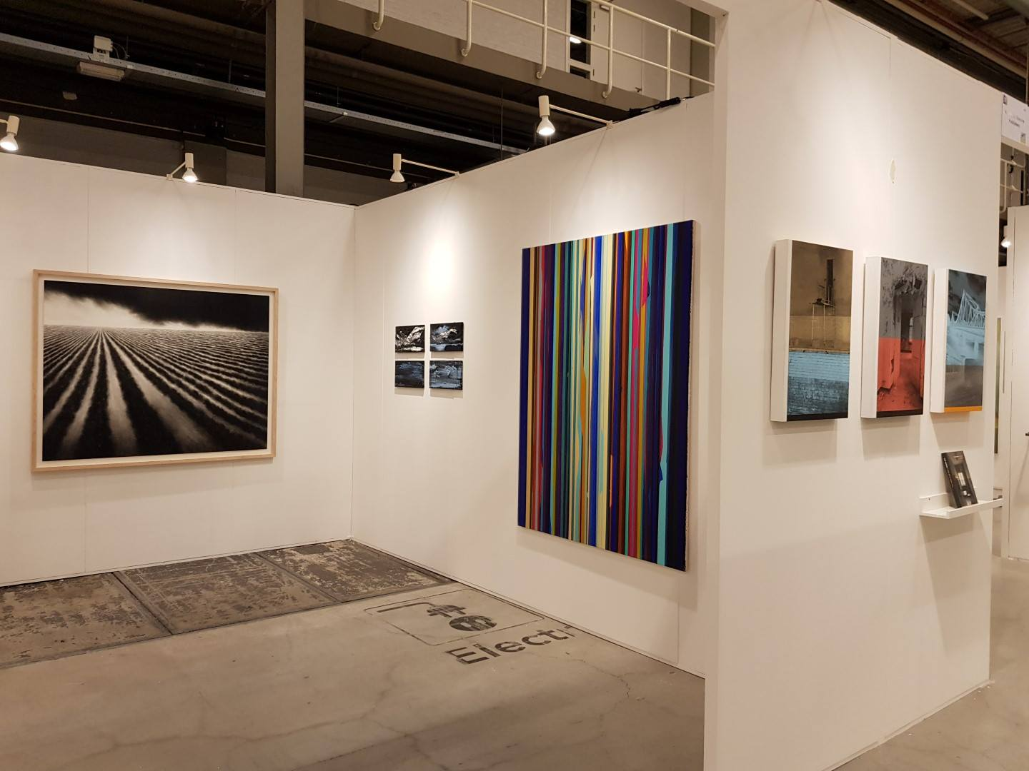 Art the Hague, Livingstone Gallery, Fokker Terminal, Den Haag (2018)