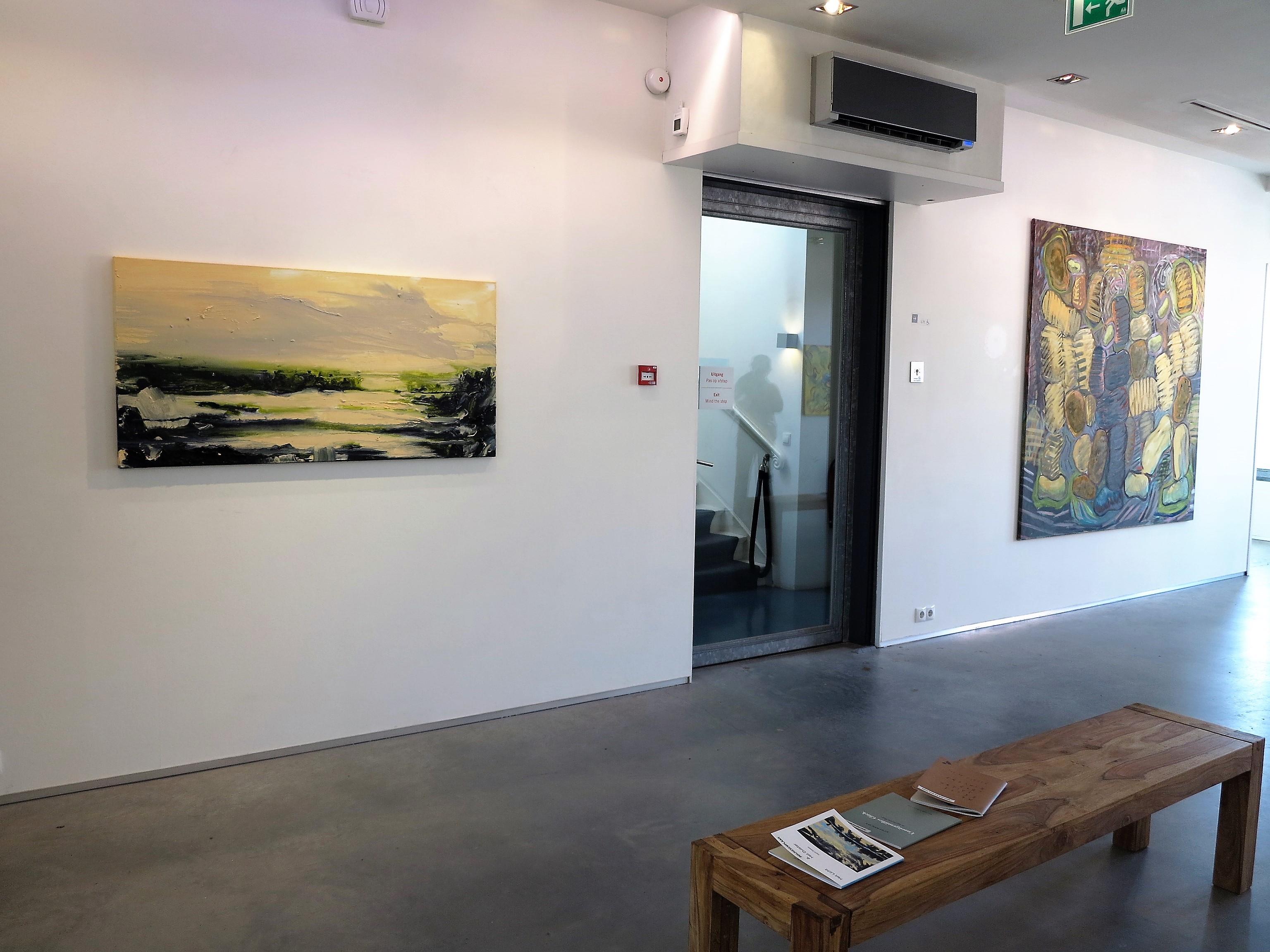 """""""Vincent inspireert"""", international groupshow Vincent Van GoghHuis, Zundert (2019)"""