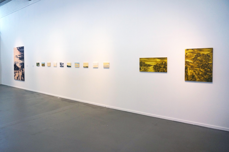 """""""Land, licht, lucht en water"""", Museum van Bommel van Dam (2015-2016)"""