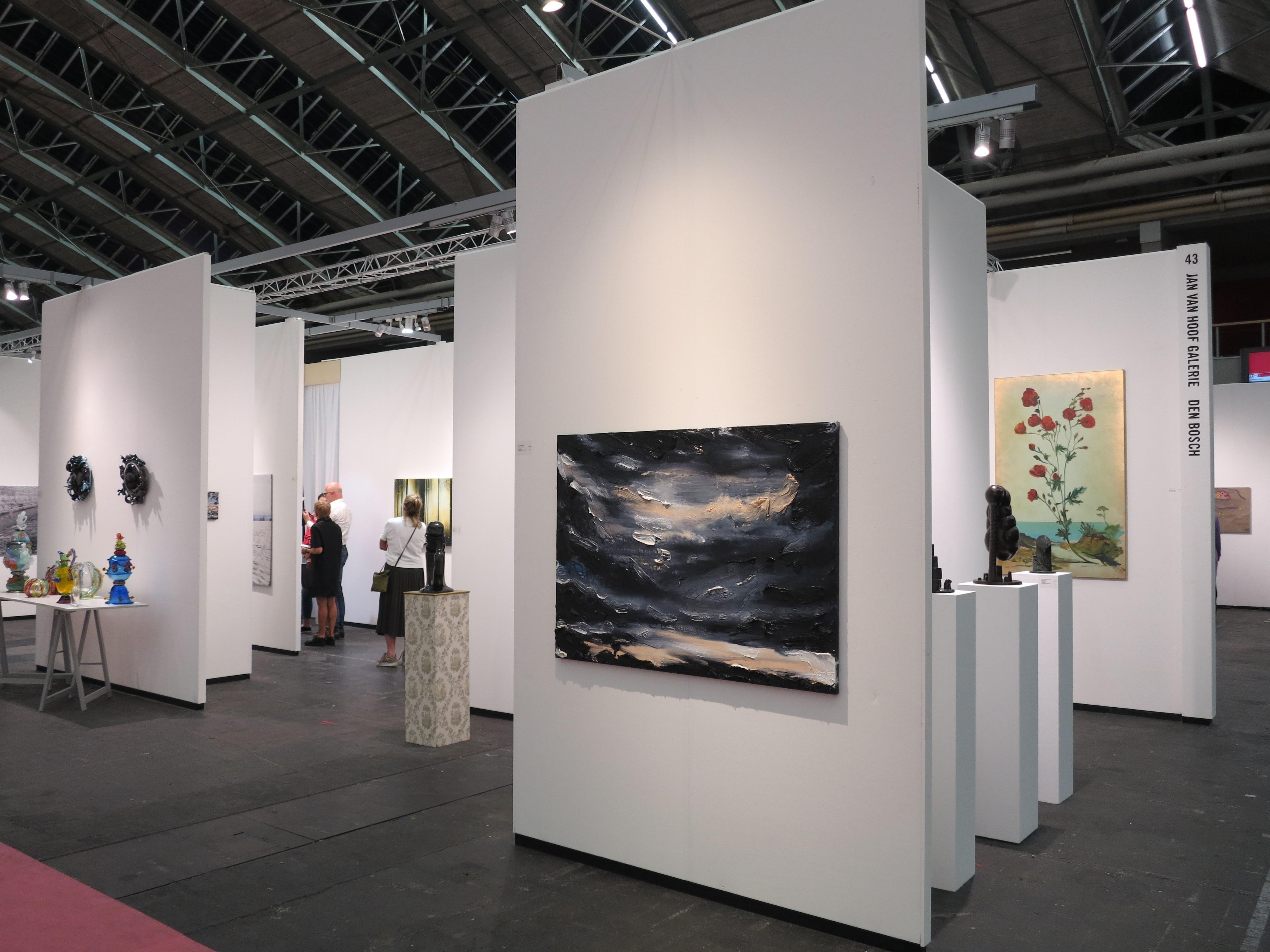 KunstRAI 2021, represented by Jan van Hoof Galerie, Amsterdam (2021)