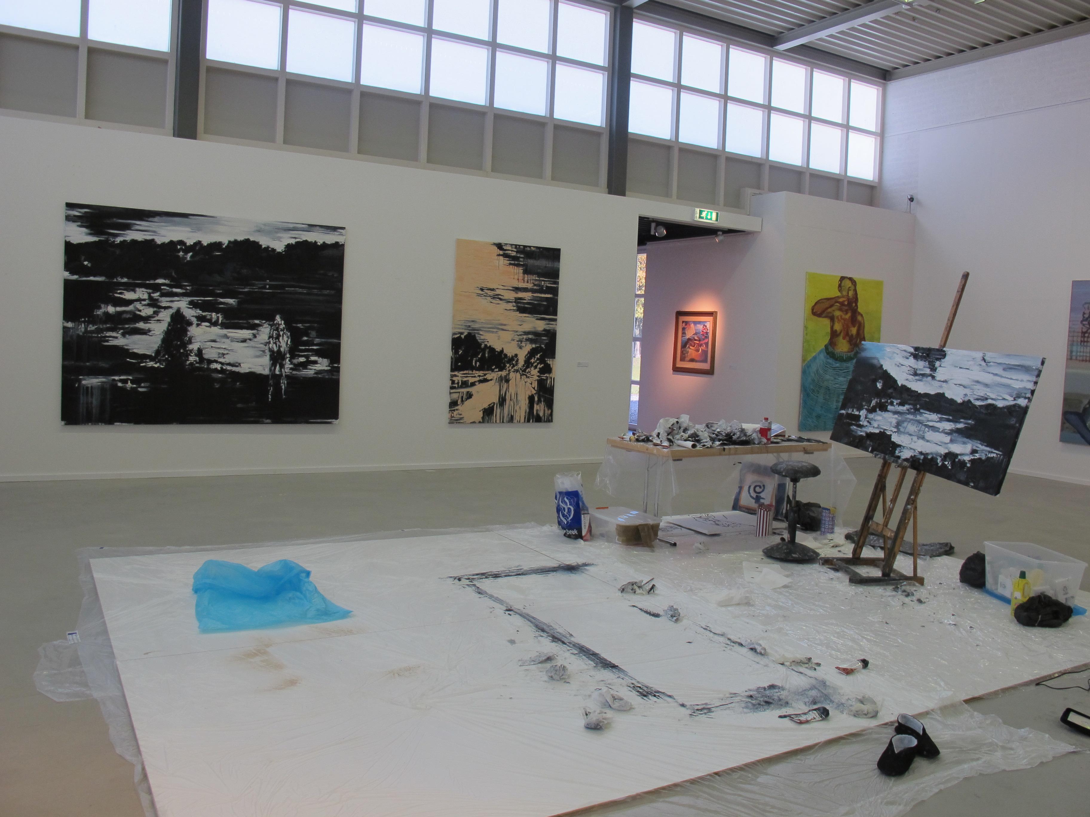 """""""LIVE Ateliers"""", Museum van Bommel van Dam, Venlo (2011)"""