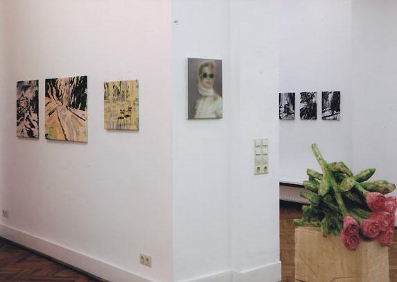 Realität und Sichtbarkeit, Galerie Epikur, Wuppertal (D, 2006)