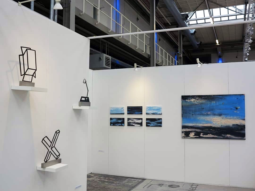 Art the Hague, represented by Livingstone Gallery, Fokker Terminal, The Hague (2019)