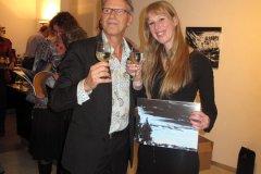 "Presentation of the publication ""Shadows Shift"", Jan van Hoof Galerie, 's-Hertogenbosch (2010)"