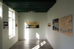 """""""Het Licht & Het Duister"""", solo exhibition at Van Gogh Galerie, Zundert (2017)"""