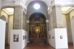 """""""A Luz da Lua"""", solo exhibition, Igreja Sao Vicente, Evora, Portugal (2010)"""