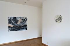 """""""The Blues of Norway"""", solo exhibition, Jan van Hoof Galerie, 's-Hertogenbosch (2020)"""