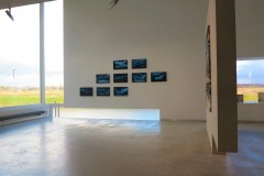 """The Blues of Norway"", solo exhibition, Jan van Hoof Galerie, 's-Hertogenbosch (2020)"