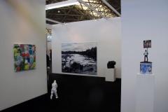 Art Amsterdam, Jan van Hoof Galerie, RAI Amsterdam (2010)