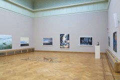 Pulchri Studio, The Hague, Bienniale Le Latitudini dell'arte, Netherlands and Italy, Water and Light,  The Dutch edition of the Genua Biennial, representation by Livingstone Gallery (2021)