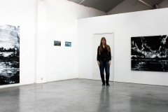 """Parallelle"", duo exhibition at Montanus 5, Diksmuide, Belgium (2017)"