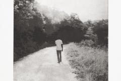"""""""O caminho"""" 60 x 45 cm. toyobo print (2013)"""