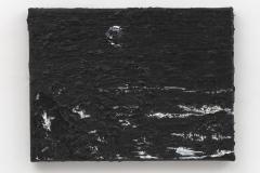 """A luz da noite escura II"" 30 x 40 cm. oil on linen 2017"