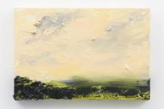 """""""Herfstlicht III"""" 20 x 30 cm. oil on linen 2017 (Air Van GoghHuis)"""