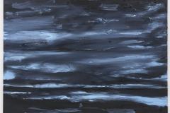 """""""Zee van Ruimte II"""", 100 x 140 cm. oil on linen 2018 (Berlin)"""