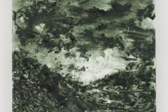 """""""Night Fog I"""", 30 x 24 cm. oil on linen 2019 (Norway)"""