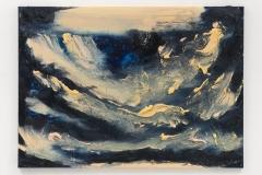 """""""Stille (Berlin) II"""", 100 x 140 cm., oil on linen 2020 (Berlin)"""