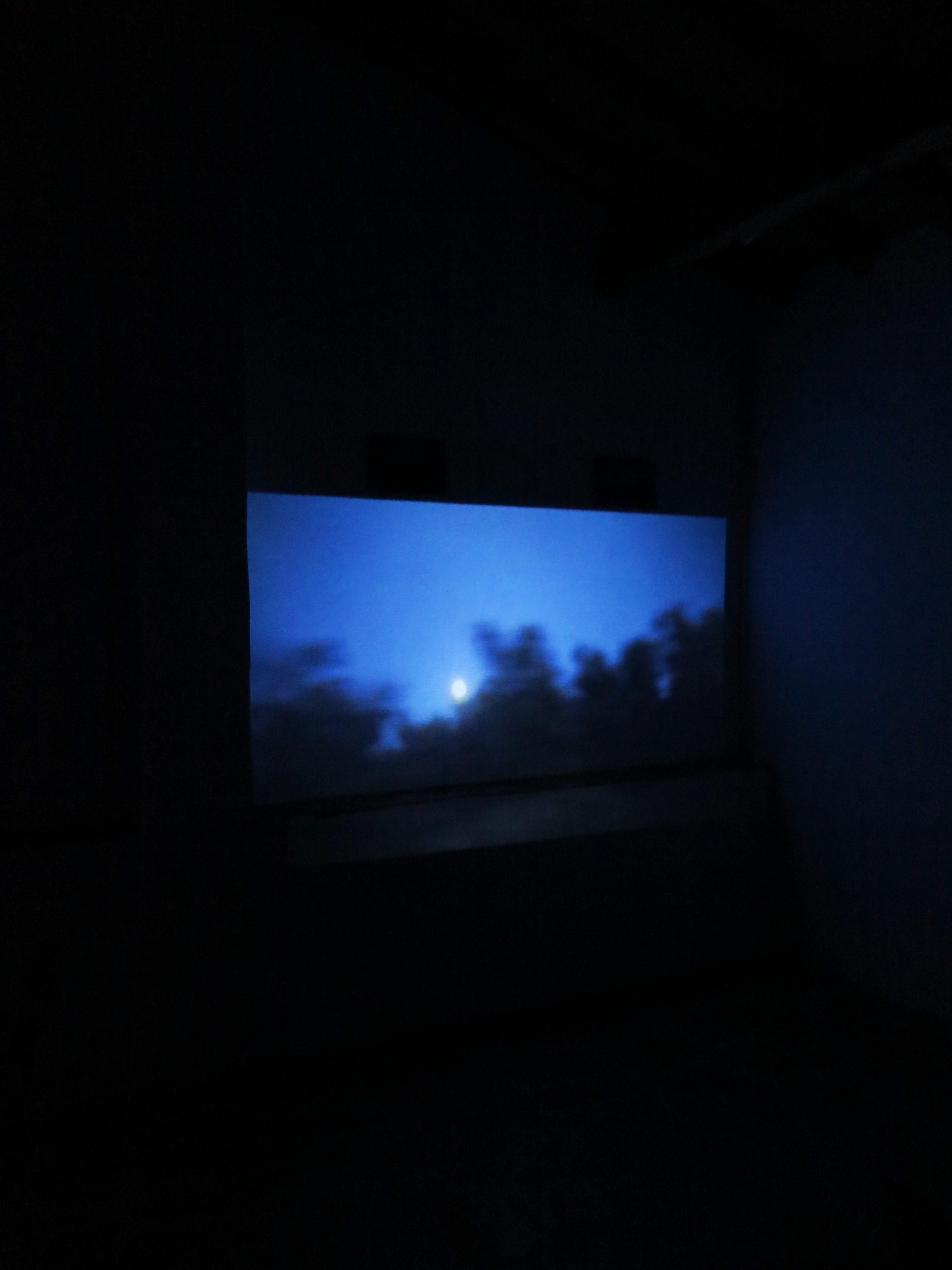 """Presentation of the short film """"Lua Cheia - O tempo está passando"""", Fundacao Obras, Portugal (2018)"""